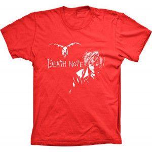 Camiseta Death Note Kira