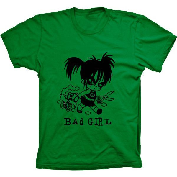 Camiseta Bad Girl