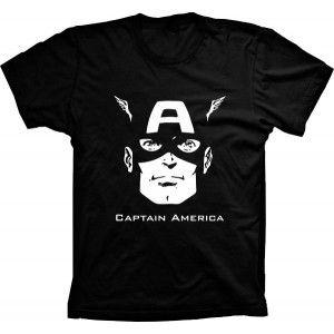 Camiseta Capitão América Captain America