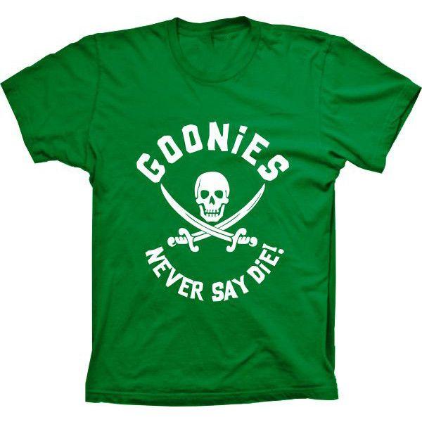 Camiseta Goonies