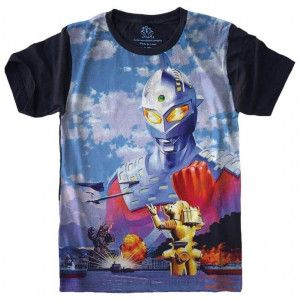 Camiseta android ULTRA SEVEN S-476