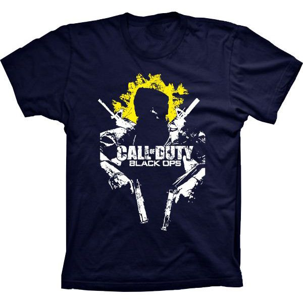 Camiseta Call Of Duty Black Ops