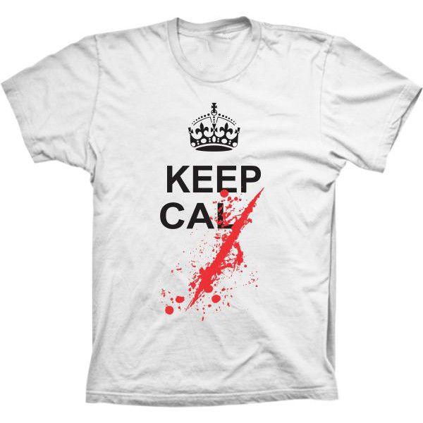 Camiseta Keep Cal