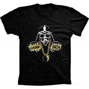 Camiseta Darth Vader Dark Side