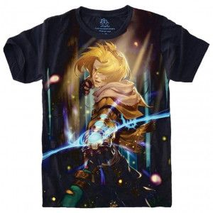 Camiseta EZREAL League of Legends S-481