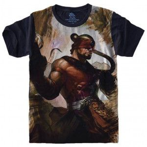 Camiseta LEE SIN League of Legends S-490