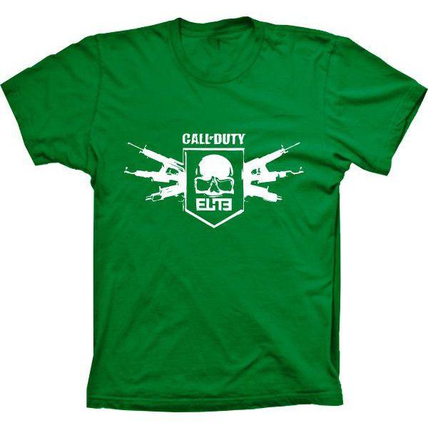 Camiseta Call Of Duty