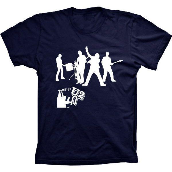 Camiseta U2 Vertigo