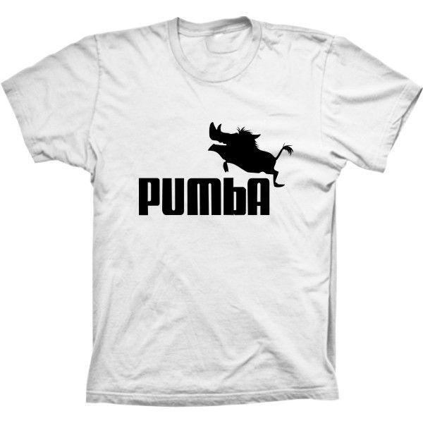 Camiseta Pumba