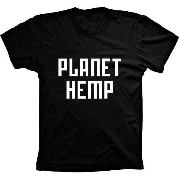 Camiseta Planet Hemp
