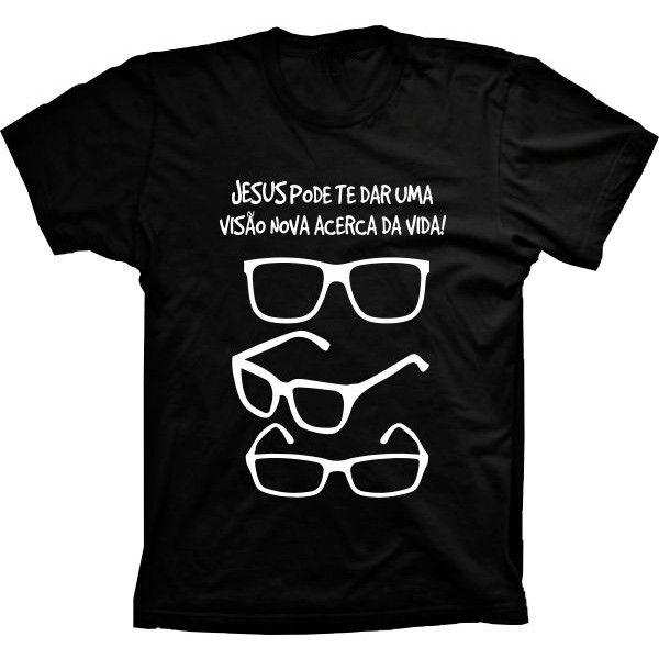 Camiseta Visão Da Vida