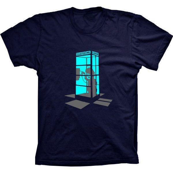 Camiseta Et No Telefone