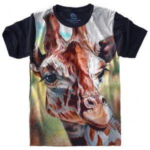 Camiseta Girafa S-466