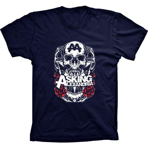 Camiseta Asking Alexandria