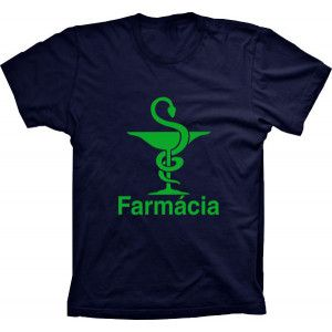 Camiseta Farmácia