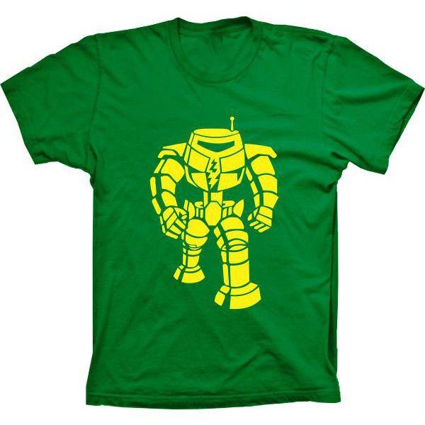 Camiseta Sheldon Manbot