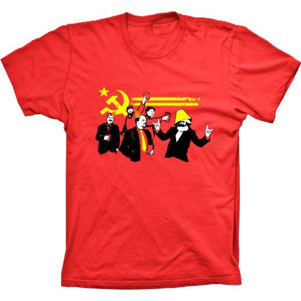 Camiseta Festa Comunista