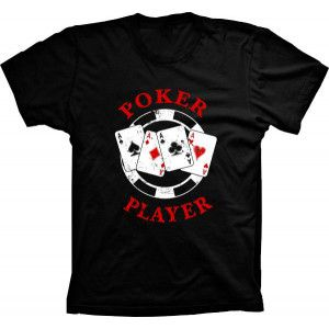 Camiseta Poker Player