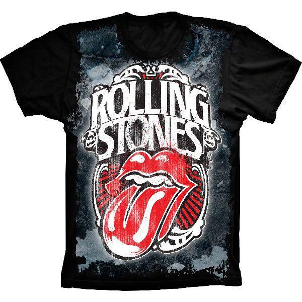Camiseta Rolling Stones