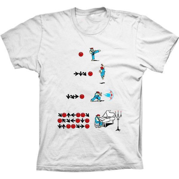 Camiseta O Último Golpe De Ryu