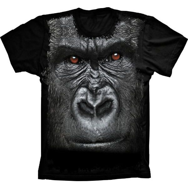 Camiseta Gorilla