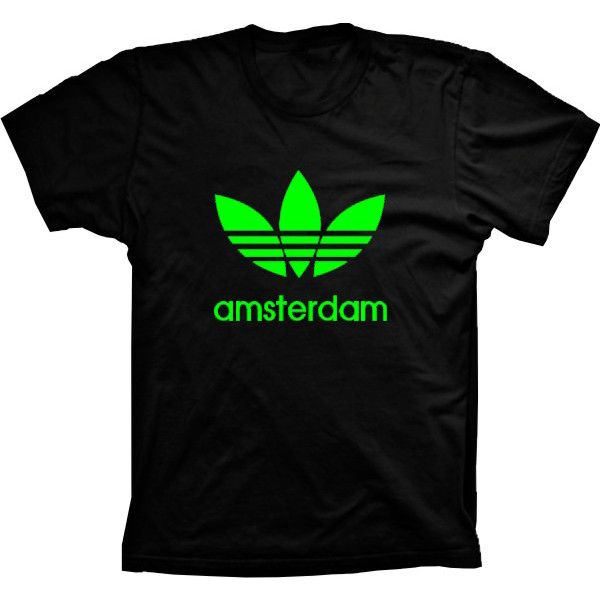 Camiseta Amsterdam