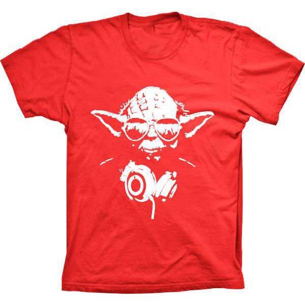 Camiseta Yoda Dj