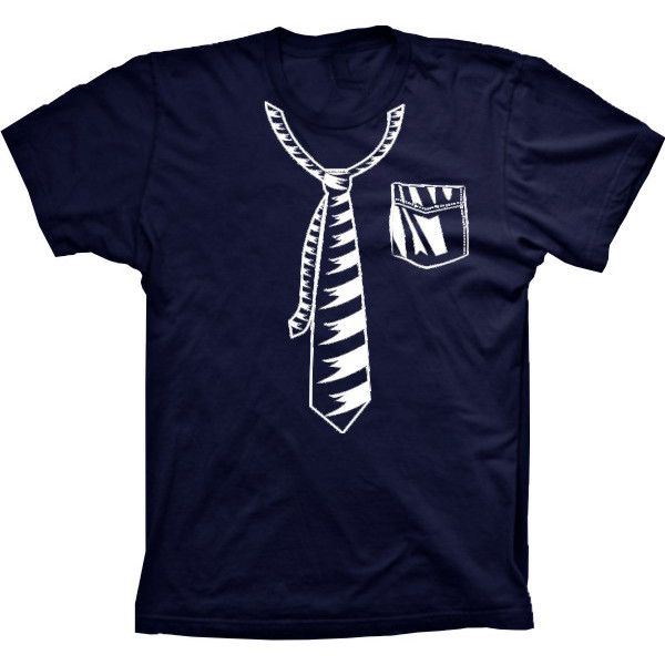 Camiseta Gravata
