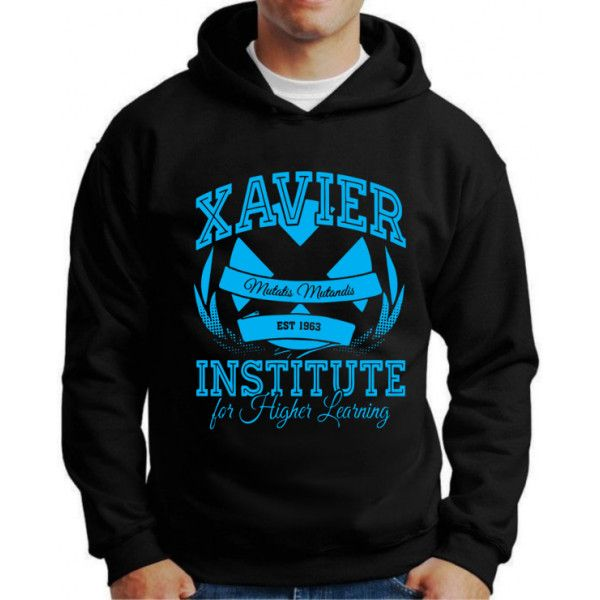 Moletom Xavier Institute For Higher Learning