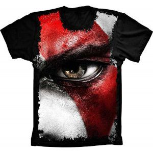 Camiseta God Of War Olho S-95