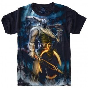 Camiseta OLAF League of Legends S-482