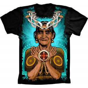 Camiseta Old Woman