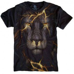Camiseta Leão Raio S-430