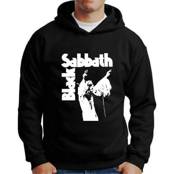 Moletom Black Sabbath
