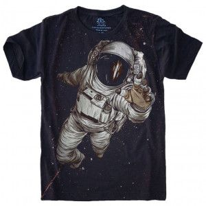 Camiseta Astronauta S-424