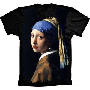 Camiseta Menina Mulher