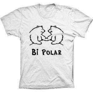 Camiseta Bi Polar