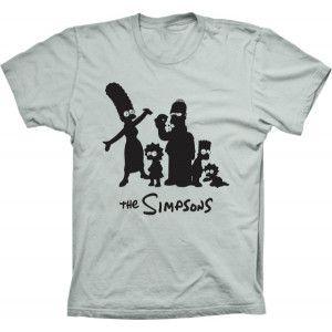 Camiseta The Simpsons