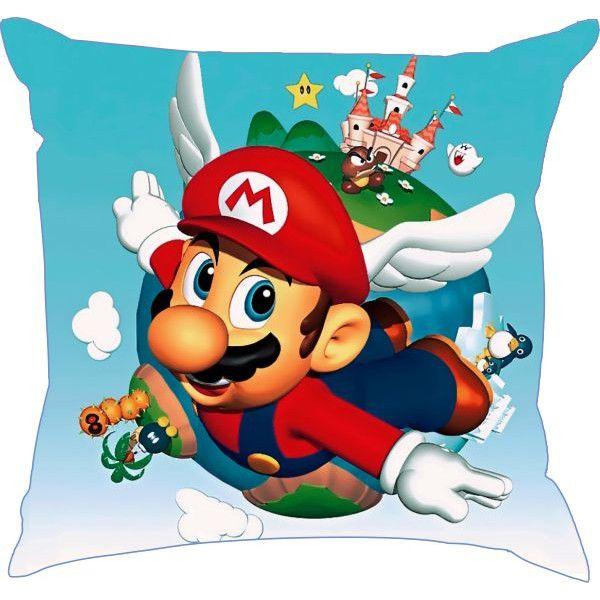 Almofada Super Mario Bros 3D