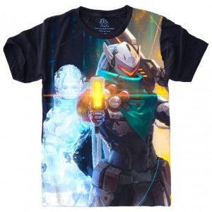 Camiseta LUCIAN League of Legends S-484