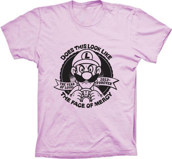 a4700c4d7c820 Camiseta Luigi Forever Mario Bros