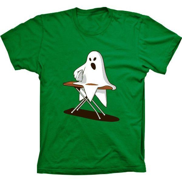 Camiseta Fantasma