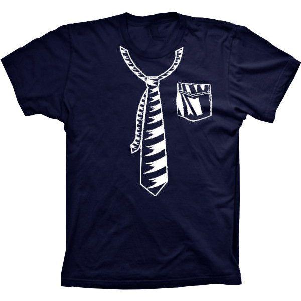 Camiseta Gravata Social