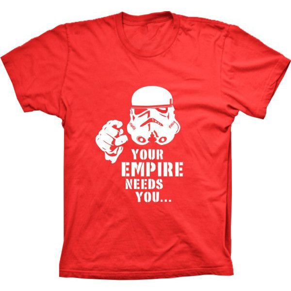 Camiseta Darth Vader Your Empire