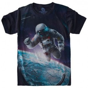 Camiseta Astronauta S-505