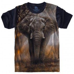 Camiseta Elefante Elephant S-469