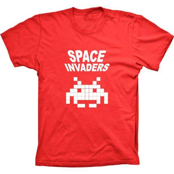 Camiseta Spaces Invaders
