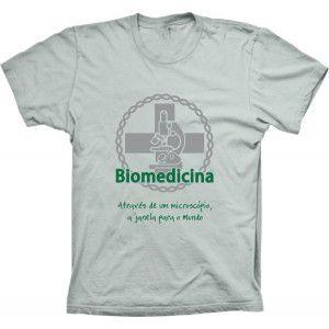 Camiseta Biomedicina
