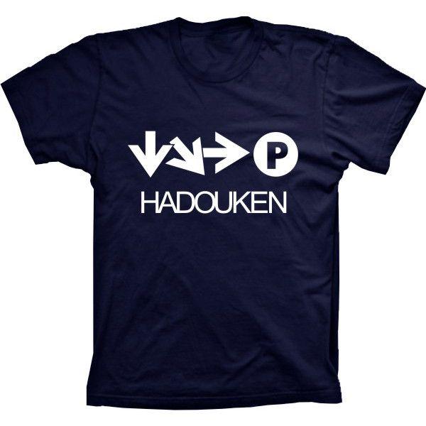 Camiseta Hadouken