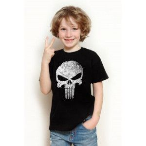 Camiseta Punisher Justiceiro